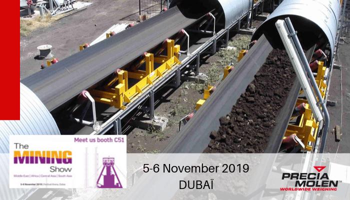 mining show dubai 2019